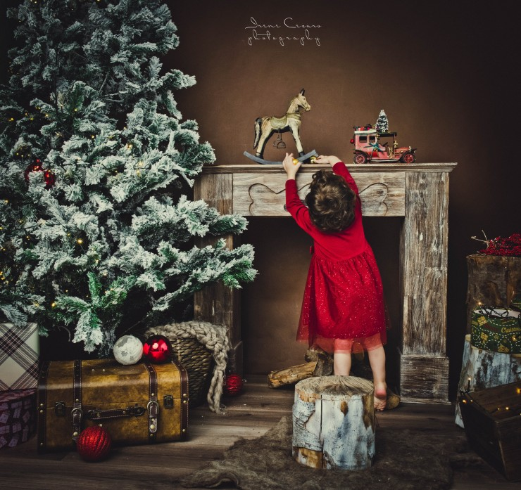la magia del Natale raccontata da Irene Cesaro